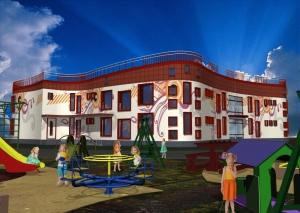 Проектирование детских садов и школ